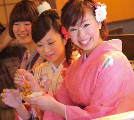 京都和服馆人气大推荐!穿和服美美的去京都追枫去!